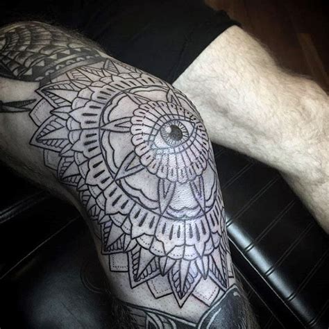 eyeball tattoo on knee 60 eye of providence tattoo designs for men manly ink ideas