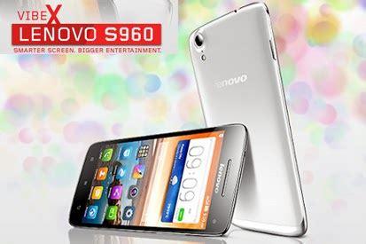 Hp Lenovo X S960 smartphone lenovo vibe x s960 spesifikasi dan harga terbaru