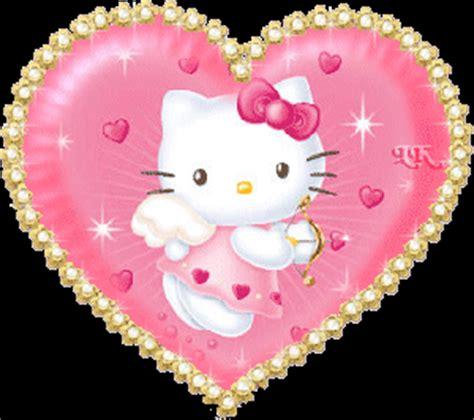 imagenes que se mueven de corazones 17 fotos que se mueven de hello kitty im 225 genes que se mueven