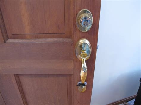 Yale Front Door Handles Yale Touchscreen Deadbolt Review The Gadgeteer
