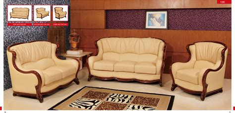 living room furniture leather sets classic living room