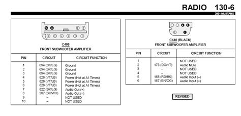 stereo wire diagram   mustang    intall
