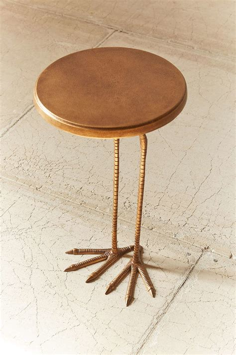home decor similar to outfitters clawed table decor table decor