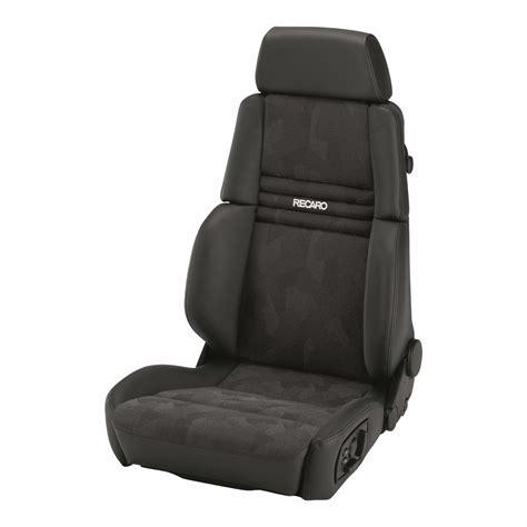 seat recline recaro orthopaed reclining sport seat gsm sport seats