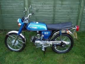 Suzuki Ap50 Moped 1976 Suzuki Ap50 Blue Moped Photos Moped Army