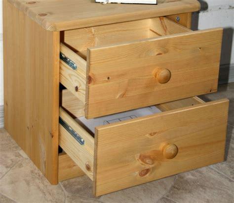 Kiefer Nachtschrank by Massivholz Nachtkommode Nachtschrank Nachttisch Holz