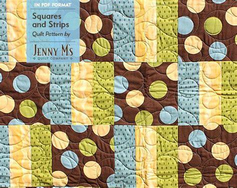 Patchwork Quilt Kits Australia - baby quilt size squares peace baby boy quilt pattern