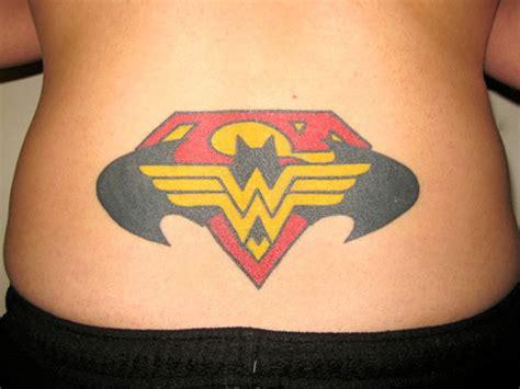 batman superman tattoo 100 wonderful superman tattoos