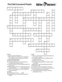 aid crossword puzzle