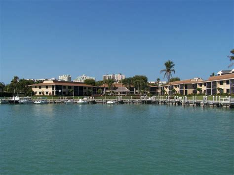 Waterfront Floor Plans commodore club marco island florida