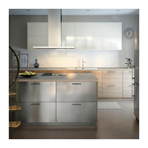 11 ikea kitchen cabinets stainless steel stainless steel grevsta door stainless steel 40x80 cm ikea