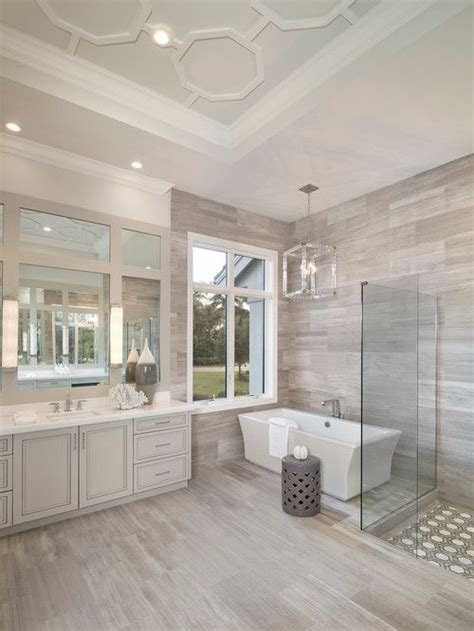 Master Bathroom Tile Ideas 25 Best Ideas About Wood Tile Shower On Pinterest Rustic Shower Shower Ideas Bathroom Tile
