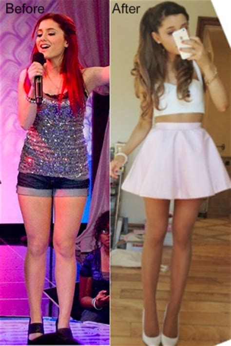 Ariana Grande before and after?   Yahoo Answers