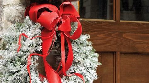 vogue living christmas wreath wintry wreath festive wreaths southern living