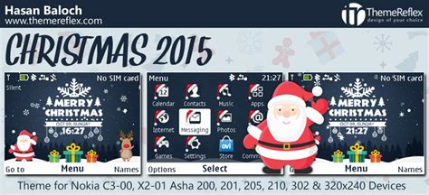 christmas themes for nokia asha search results for theme for x2 00 nth calendar 2015