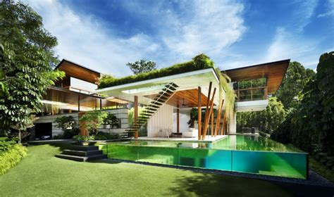 outdoor house outdoor house plan with interior courtyard and rooftop garden