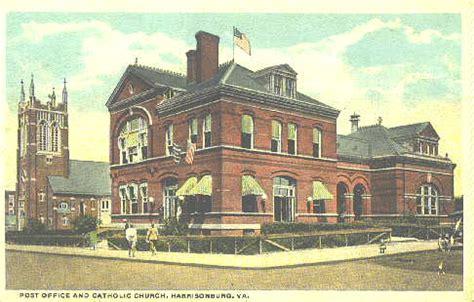 Post Office Harrisonburg by City Of Harrisonburg Va Photo Album