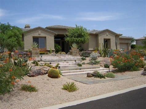 stunning high desert landscaping landscaping