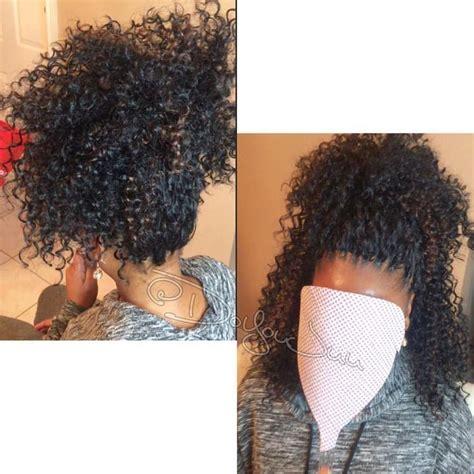 crochet ponytail hairstyles 25 best ideas about crochet braids on pinterest crochet