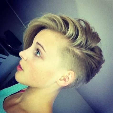 undercut hairstyles for thin hair 22 great short haircuts for thin hair 2015 pretty designs