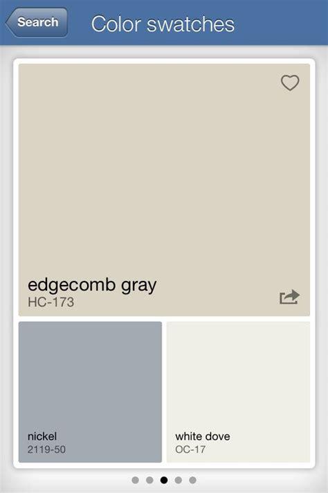 edgecomb gray bathroom colors hallways and entryway wall on