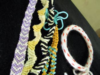 membuat gelang sulam sen yuurei no matsuri 2011 workshop