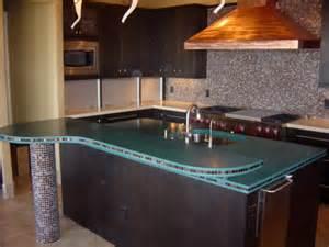 Raised Kitchen Island Kitchen Island And Raised Bartop Contemporary Kitchen