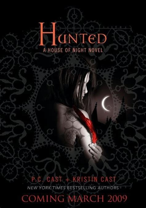 house of night novels hunted cover house of night series photo 2599078 fanpop