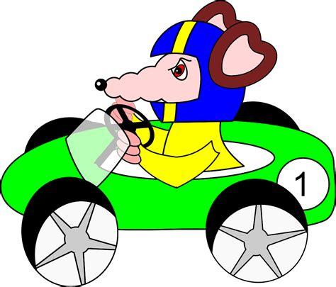 Kaos Scooby Doo 18 gambar kartun lucu racing