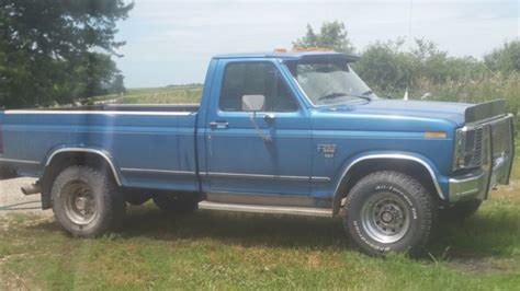 manual cars for sale 1984 ford f250 electronic valve timing 1984 ford f250