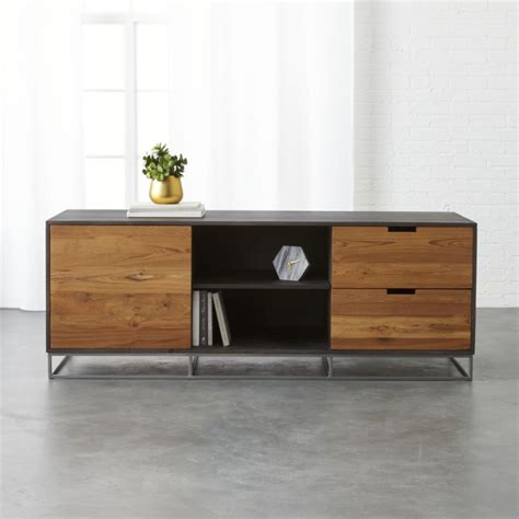 credenza with file drawers file cabinets awesome wood credenza file cabinet wooden