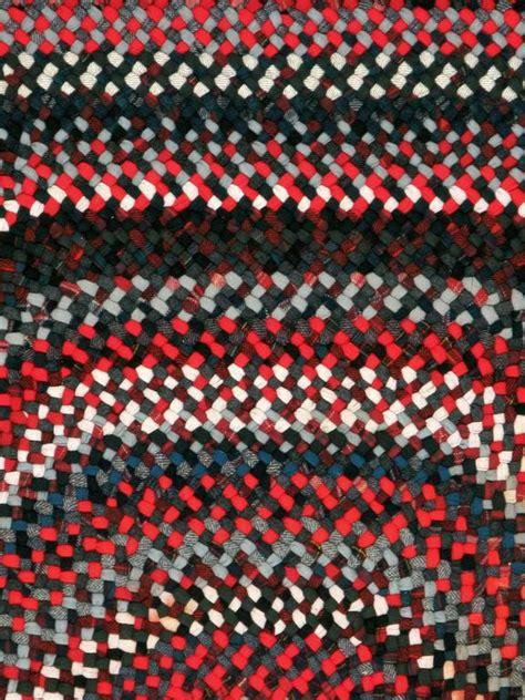american braided rugs vintage american braided rug for sale at 1stdibs