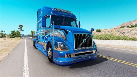 volvo vnl    american truck simulator
