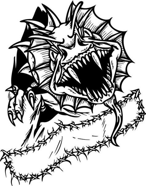 Diseno Online draken kleurplaten kijk eens naar mijn grote mond