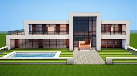 modern houses minecraft modern home architecture minecraft interior design