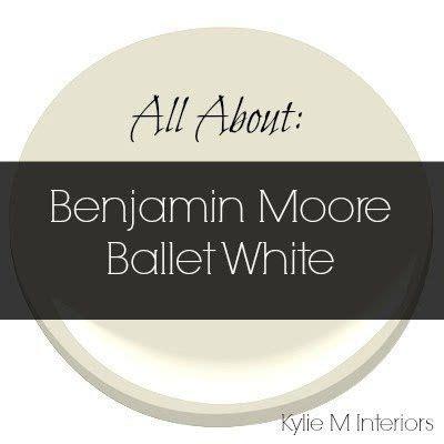 benjamin moore ballet white undertones   neutral
