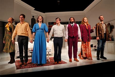 The Philanthropist the philanthropist theatre review tv look ill at