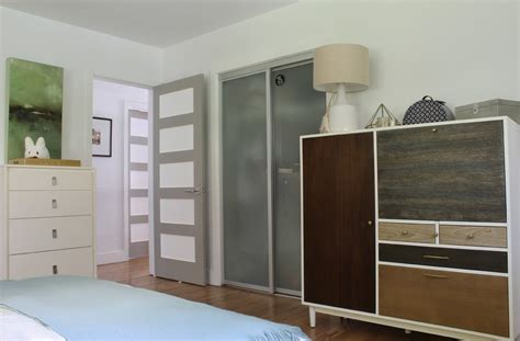 modern bedroom doors cool closet doors bedroom contemporary with beige bedding