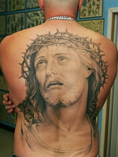 tattooed jesus beloved jesus tattoos