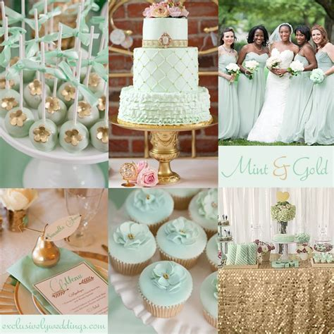 Add Glamour to Your Wedding with Gold   5 Dazzling