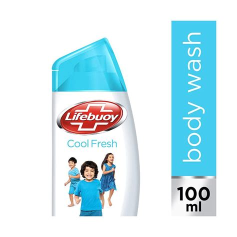 Sabun Cair Lifebuoy jual lifebuoy cool fresh sabun cair botol 100 ml