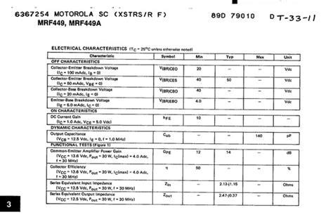 transistor m1104 datasheet transistor m1104 datasheet 28 images транзистор motorola и datasheet m11 with varifocal