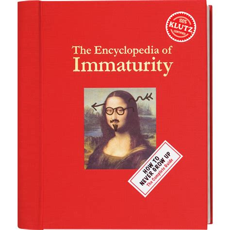 the deadly travellers complete 0745159133 encyclopaedia of immaturity that should be mine