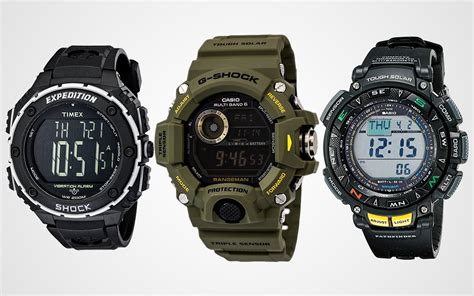 best rugged digital the best tough digital watches for everyday carry