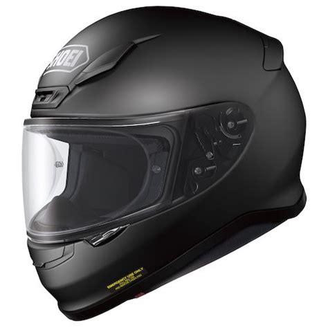 shoei matte black shoei rf 1200 helmet solid revzilla