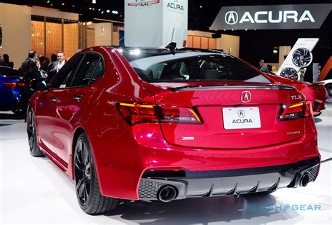 2020 Acura Tlx Pmc Edition by 2020 Acura Tlx Pmc Edition Gallery Slashgear