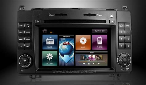 Mba Radio by Dynavin Dvn Mba D99 Dvd Gps Ipod Bluetooth Sat Nav
