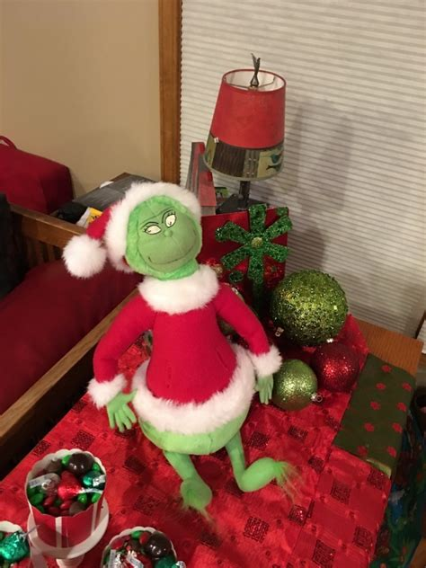 grinch christmas party props shelley beatty