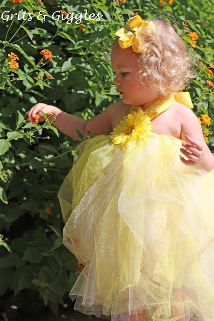 organza dress tutorial grits giggles tutorial tulle dress
