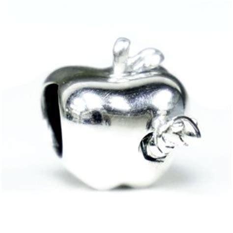 Pandora Apple With Worm Charms P 435 pandora apple with worm charm
